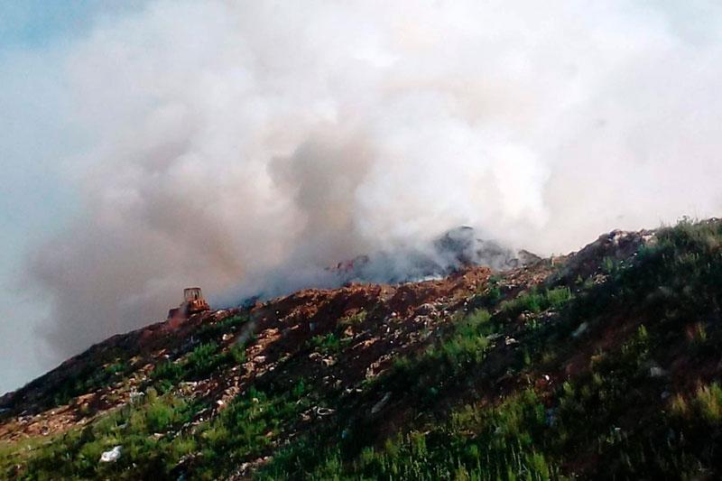 Администрация Кимр проинформировала жителей о действиях при повышенной задымлённости воздуха