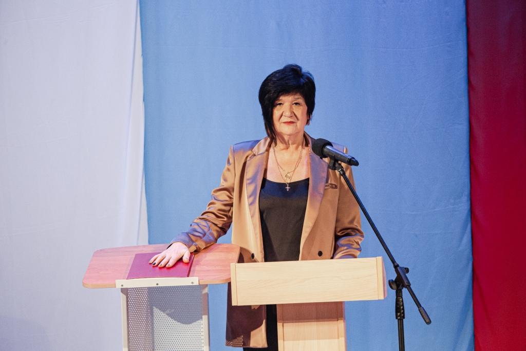 Состоялась церемония вступления в должность Главы города Кимры Ирины Балковой   Фото   Видео