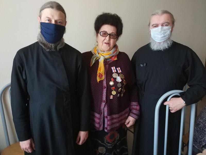 Ася Алексеевна Каленова: Это счастье - людям помогать!