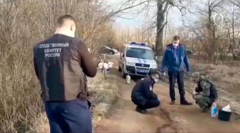 Передано в суд дело жителя города Кимры, обвиняемого в убийстве и подготовке к теракту