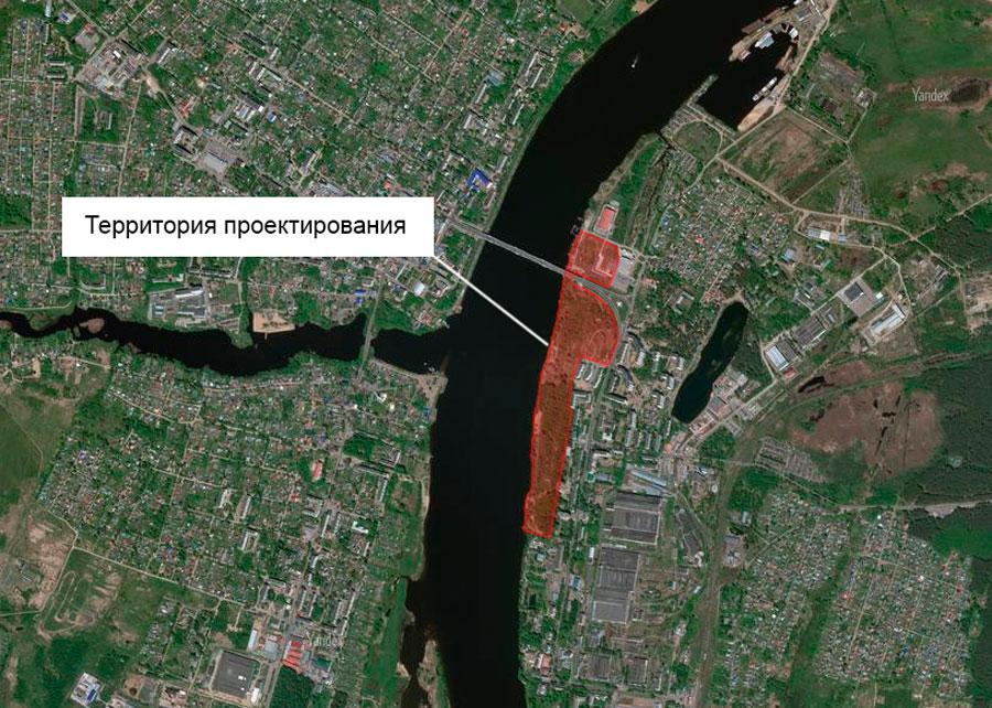 В этом году участникам конкурса архитекторов им Н.А. Львова предлагают спроектировать парк в Кимрах