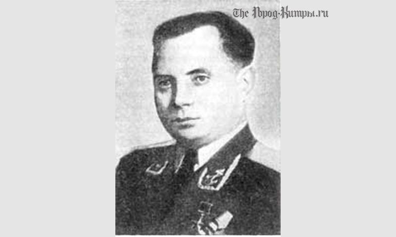 8 ноября 1917 года в городе Кимры родился Герой Советского Союза Дмитрий Максимович Лебедев