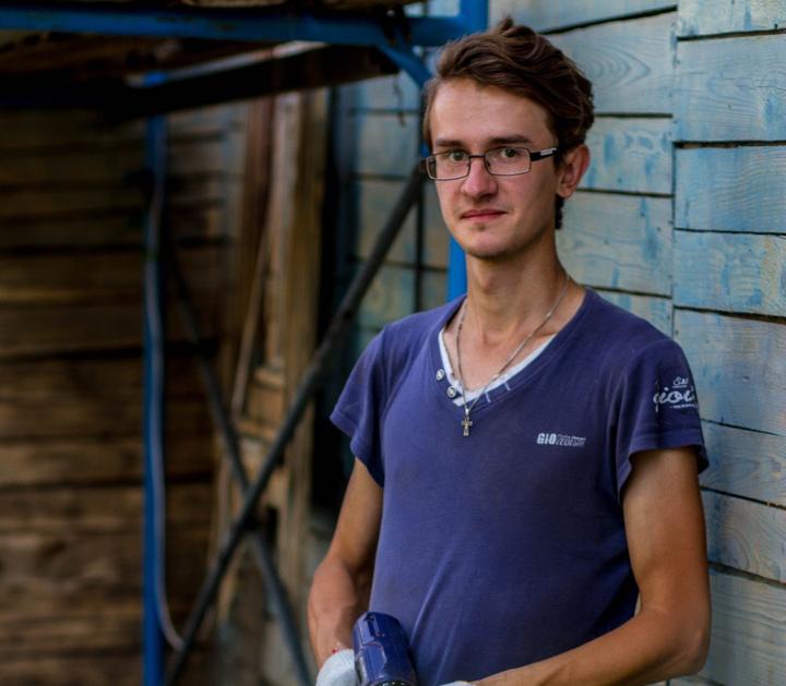 «Я пошел учиться на реставратора, чтобы поднять из руин Гостиный Двор»