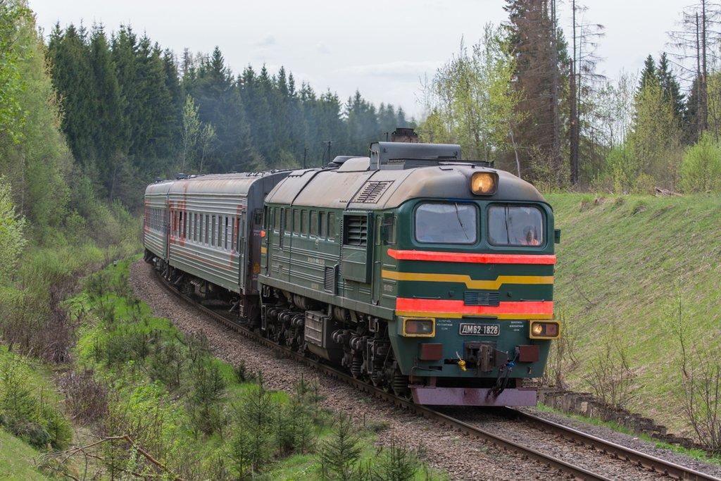 Расписание пригородных поездов на участке Сонково – Савёлово (Углич) изменится 5 и 6 августа